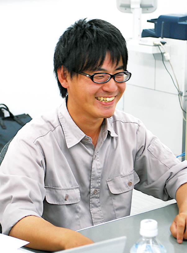 株式会社 北伸技術 デビュー Debut! 上越 就職情報 高校生 社員1