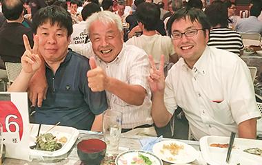株式会社 コヤマ デビュー Debut! 上越 就職情報 高校生 納涼会・忘年会