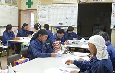 株式会社 小山工業所 デビュー Debut! 上越 就職情報 突発的な依頼にも対応
