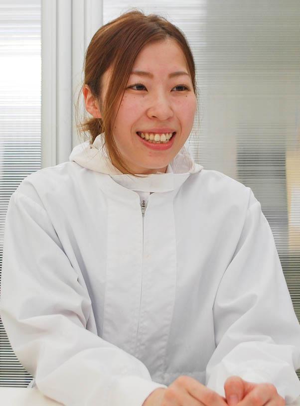 株式会社 ミヤトウ野草研究所 上越 就職情報 デビュー Debut! 社員2
