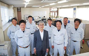 西田建設 株式会社 デビュー Debut! 上越 就職情報 工事成績優秀企業に認定