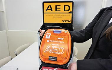 株式会社 谷村建設 デビュー Debut! 上越 就職情報 AED